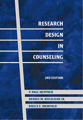 Research Design in Counseling by P.P. Heppner image