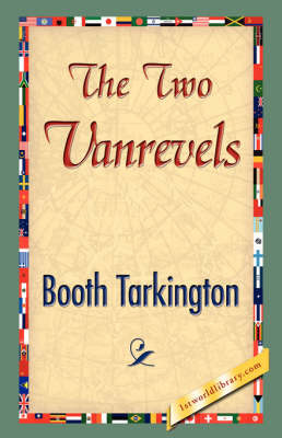 The Two Vanrevels by Booth Tarkington image