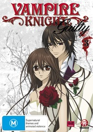 Vampire Knight Guilty - Season 2 - Volume 3 on DVD