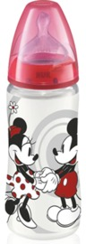 NUK: Mickey - Polypropylene Bottle (300ml) - Red