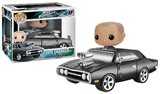 F&F - 1970 Charger with Dom Toretto Pop! Vinyl Figure