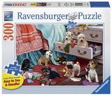 Ravensburger – Mischief Makers Lge Form Puz 300pc