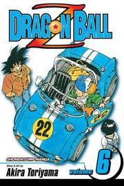 Dragon Ball Z: v. 6 by Akira Toriyama