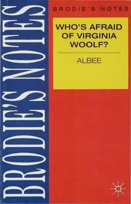 Albee: Who's Afraid of Virginia Woolf? by Gavin Selerie image