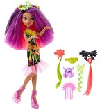 Monster High: Electrified Monstrous Ghouls Doll (Clawdeen Wolf)