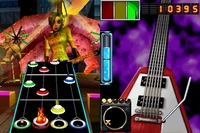 Guitar Hero: On Tour Bundle (Game, Guitar Grip, Stylus) for DS image