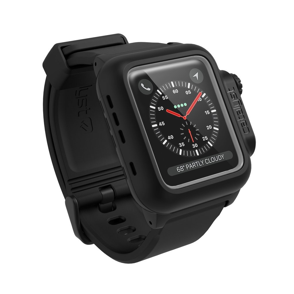 CATALYST case for Apple Watch Series 2/3 42mm (Black) image