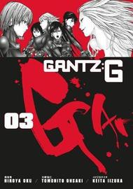 Gantz G Volume 3 by Hiroya Oku