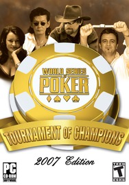 World Series of Poker 2007: Tournament of Champions for PC Games image