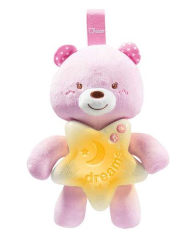 Chicco: GoodNight Bear - Pink