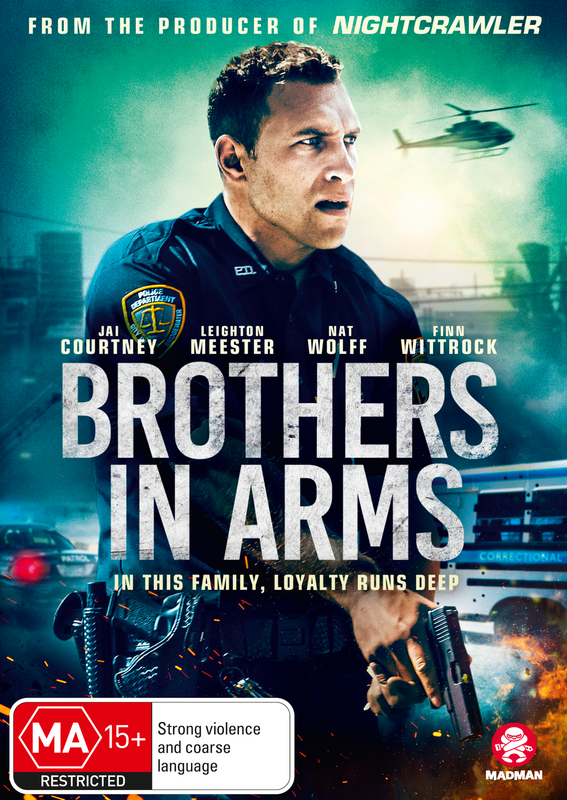 Brothers In Arms on DVD