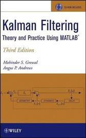 Kalman Filtering: Theory and Practice Using MATLAB by Mohinder S Grewal image