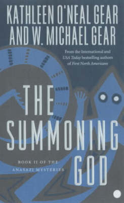 The Summoning God by Kathleen O'Neal Gear image