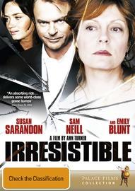 Irresistible on DVD