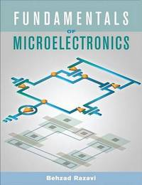 Fundamentals of Microelectronics by Behzad Razavi image