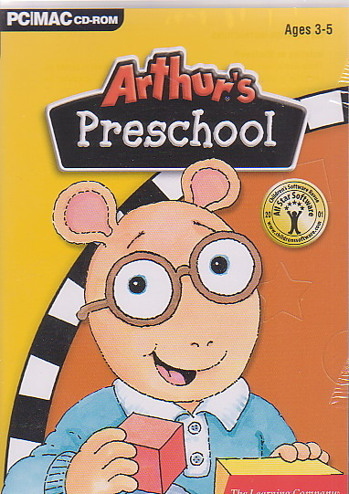 Arthur's Preschool (ages 3-5) for PC Games