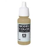 Vallejo Model Colour Desert Yellow 17ml