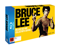 Bruce Lee: Deluxe Collector's Edition on Blu-ray