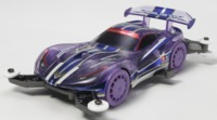 Tamiya: 1/32 Abilista Purple - Mini 4WD