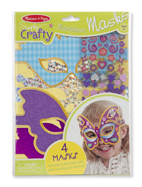 Melissa & Doug: Simply Crafty Marvelous Masks