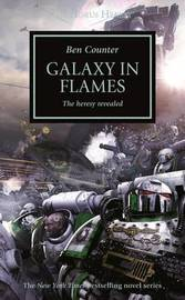 Galaxy in Flames by Ben Counter