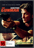 The Gunman on DVD