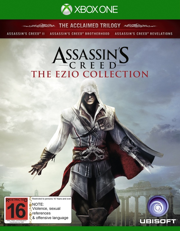 Assassin's Creed: Ezio Collection for Xbox One