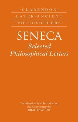 Seneca: Selected Philosophical Letters by Brad Inwood image