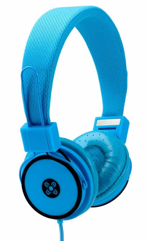 Moki Hyper Headphones - Blue