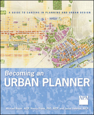 Becoming an Urban Planner by Michael Bayer image