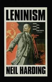 Leninism by Neil Harding image