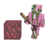 Minecraft: Series 3 Action Figure (Zombie Pigman)