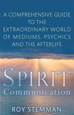 Spirit Communication by Roy Stemman image