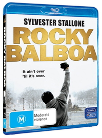 Rocky Balboa on Blu-ray