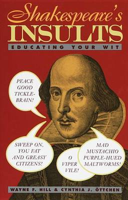 Shakespeare's Insults by William Shakespeare