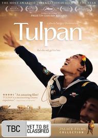 Tulpan on DVD image