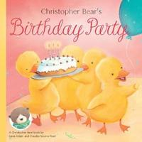 Christopher Bear's Birthday Party by Luisa Adam image
