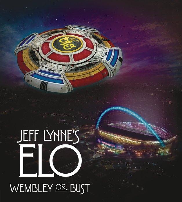 Wembley or Bust (CD/DVD) by Jeff Lynne's ELO