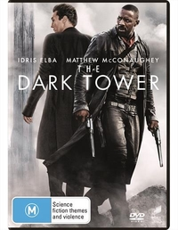The Dark Tower on DVD image