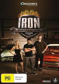 Iron Resurrection - Season One on DVD