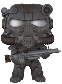 Fallout - T-60 Power Armour Pop! Vinyl Figure