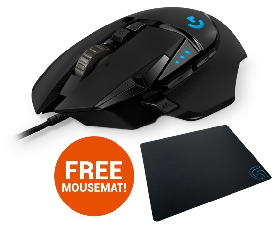 bf75ffe2e25 Logitech G5 Laser Mouse | at Mighty Ape NZ