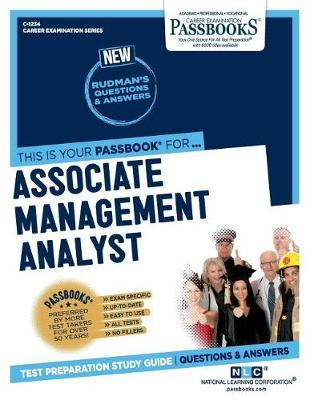Associate Management Analyst by National Learning Corporation image