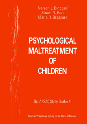 Psychological Maltreatment of Children by Nelson J. Binggeli image