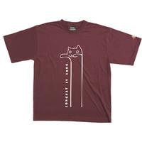 Longcat - Tshirt (Maroon) for  image