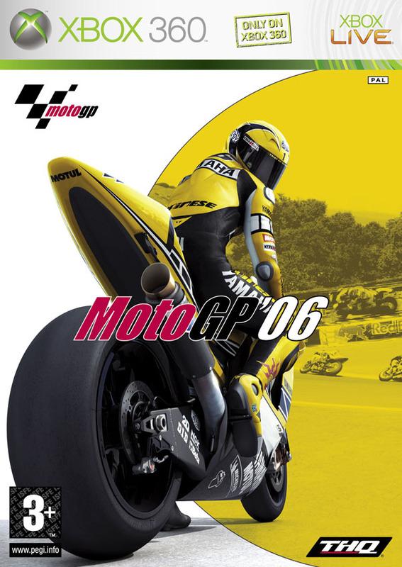 MotoGP '06 for X360
