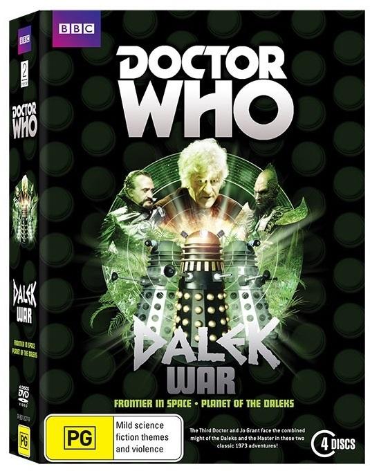 Doctor Who - Dalek War Box Set on DVD