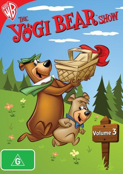 Yogi Bear Show: Volume 3 on DVD image
