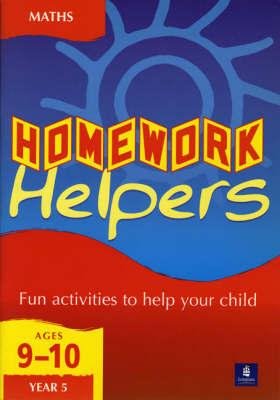 Longman Homework Handbooks: Mathematics 5, Key Stage 2 by Linda Terry image