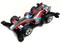 Tamiya: 1/32 Shadow Shark Metallic Red - Mini 4WD